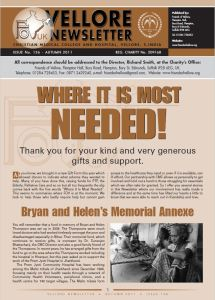 2011 Autumn Newsletter