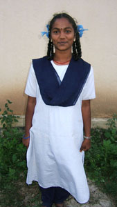 Girls uniform from Standard 6 to Standard 10