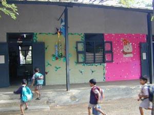 Ida Scudder School Kindergarten