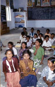 Children in school