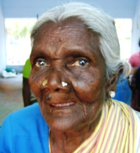 The Elderly Centre opened in 2010 with ten elderly people from the local community.