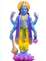 Lord Vishnu.